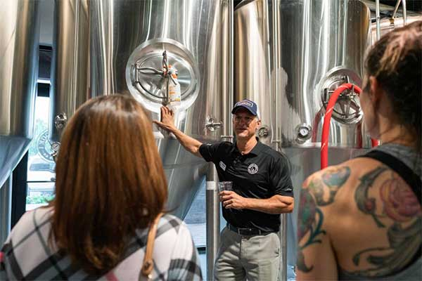 Tours at Bone Hook Brewing Company in Naples, FL